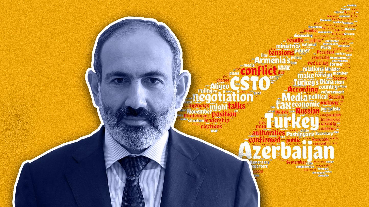 Taxes Corruption Nagorno Karabakh And Turkey Pashinyan S Vision For The New Armenia