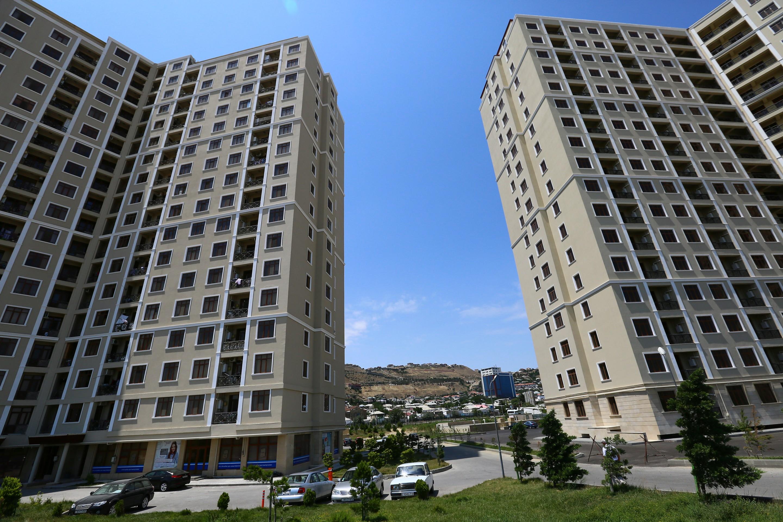The new building for journalists (Aziz Elkhanoglu/OC Media)