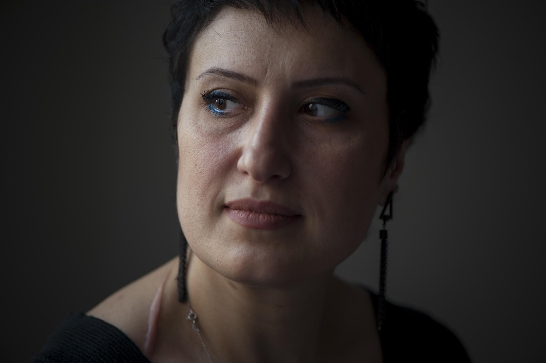 Тагуи Мансурян (Nazik Armenakyan)