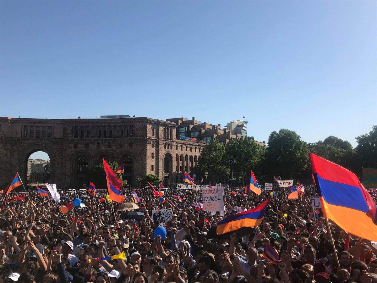 Armenia cover image