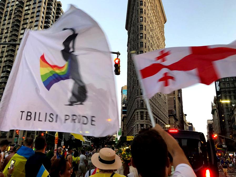 Tbilisi Pride cancelled