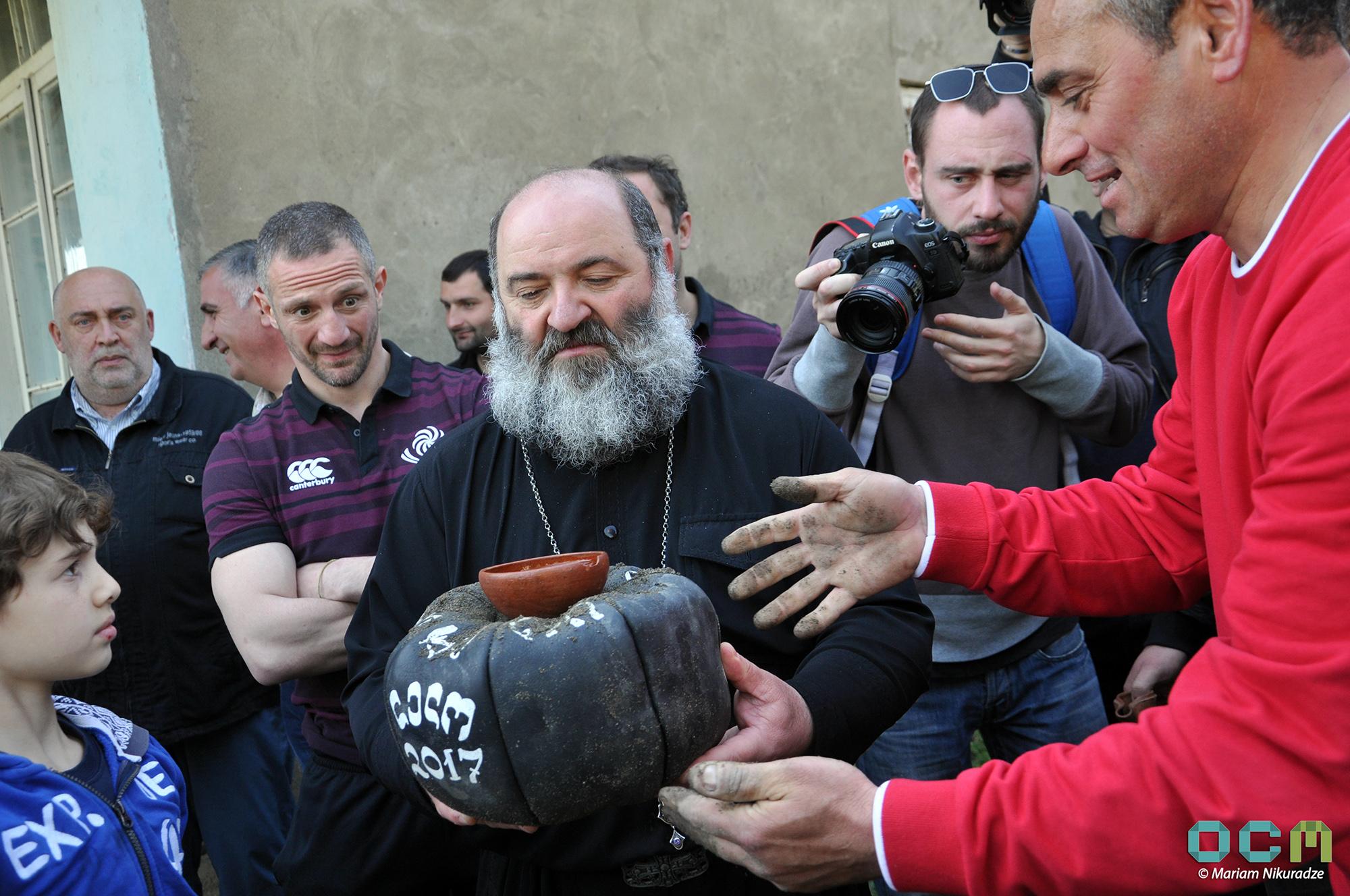 Photo: Mariam Nikuradze/OC Media