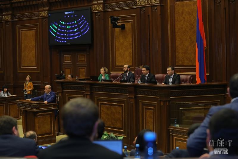 Armenia Referendum on Constitutional Court scheduled for 5 April - OC Media