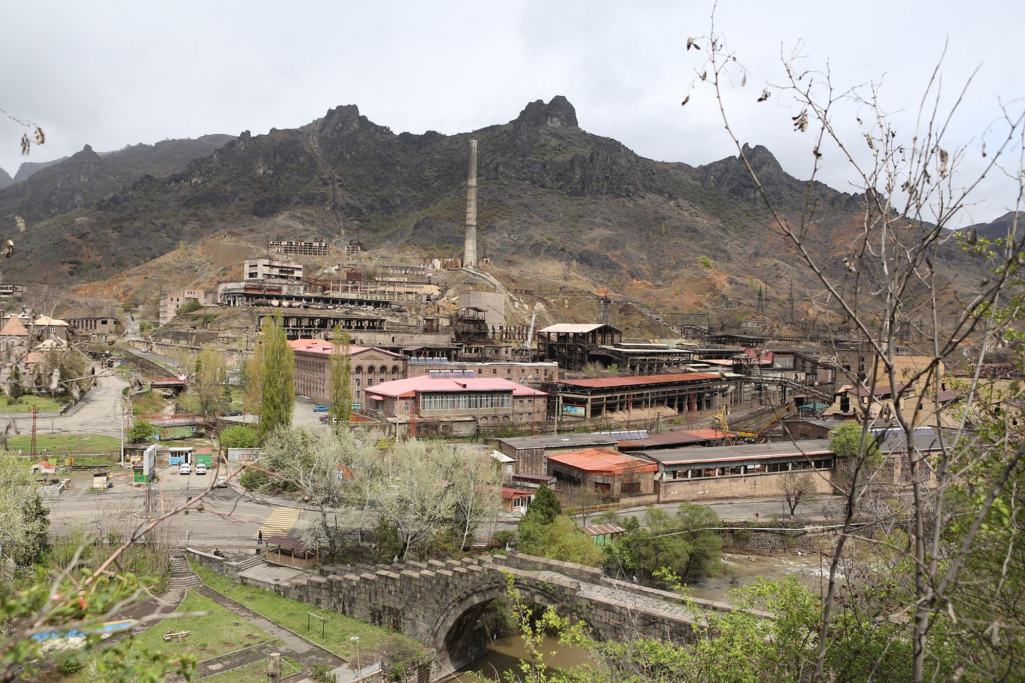 Armenia's copper capital no longer? The uncertain future of Alaverdi