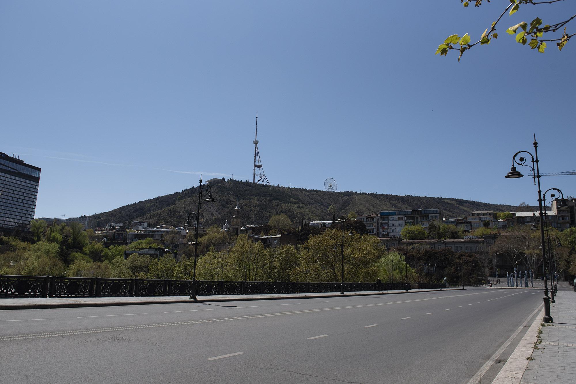 Galaktioni Bridge. Photo: Mariam Nikuradze/OC Media