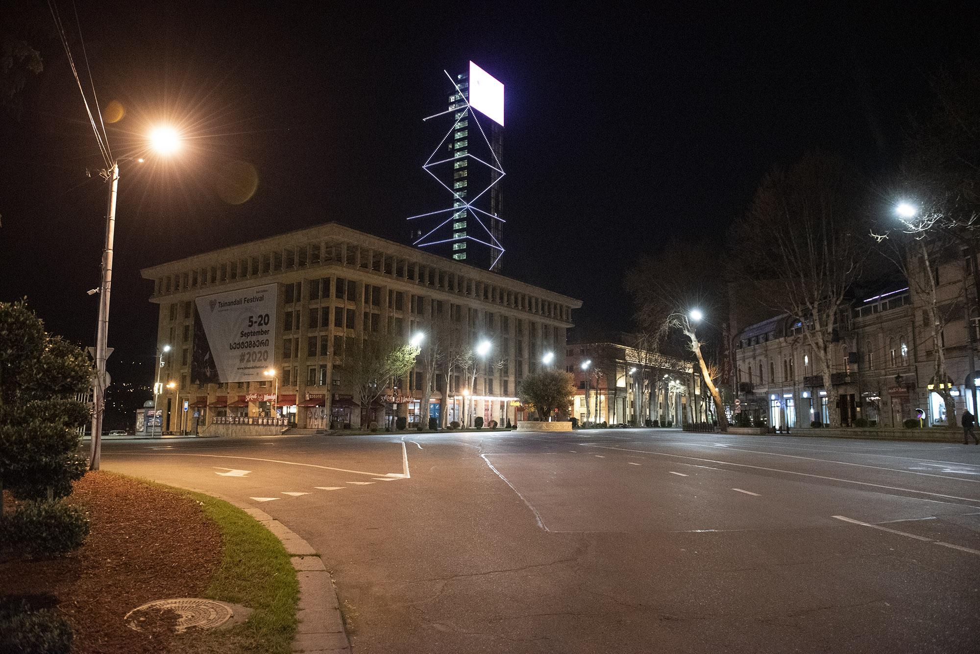 The Biltmore Hotel. Photo: Mariam Nikuradze/OC Media.