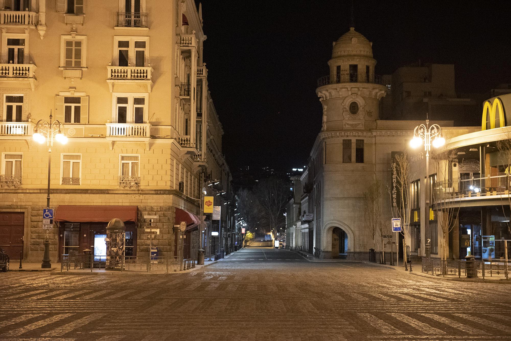 Marjanishvili Square. Photo: Mariam Nikuradze/OC Media