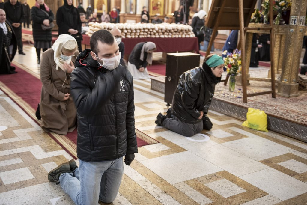 Georgian churches remain open for Easter despite lockdown