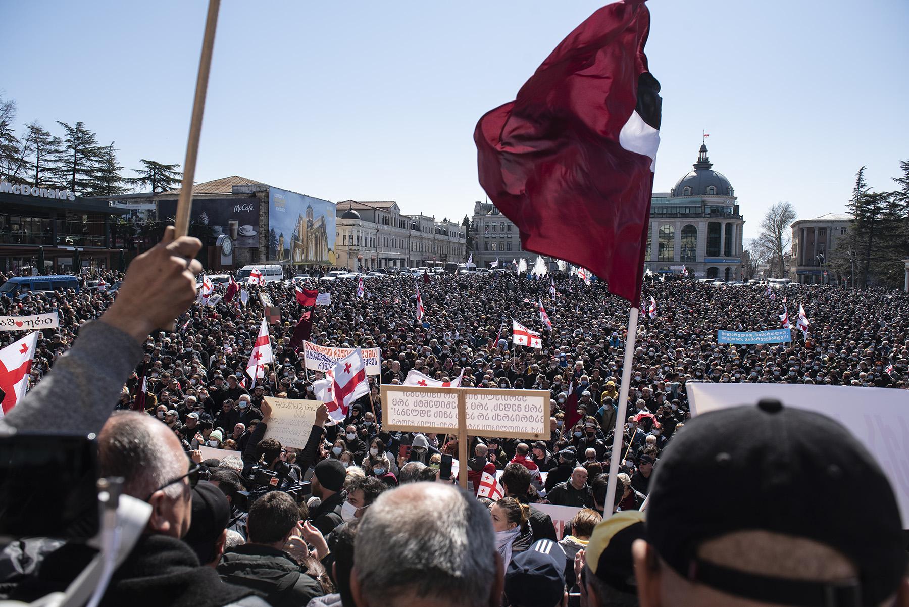 Photo: Mariam Nikuradze/OC Media.