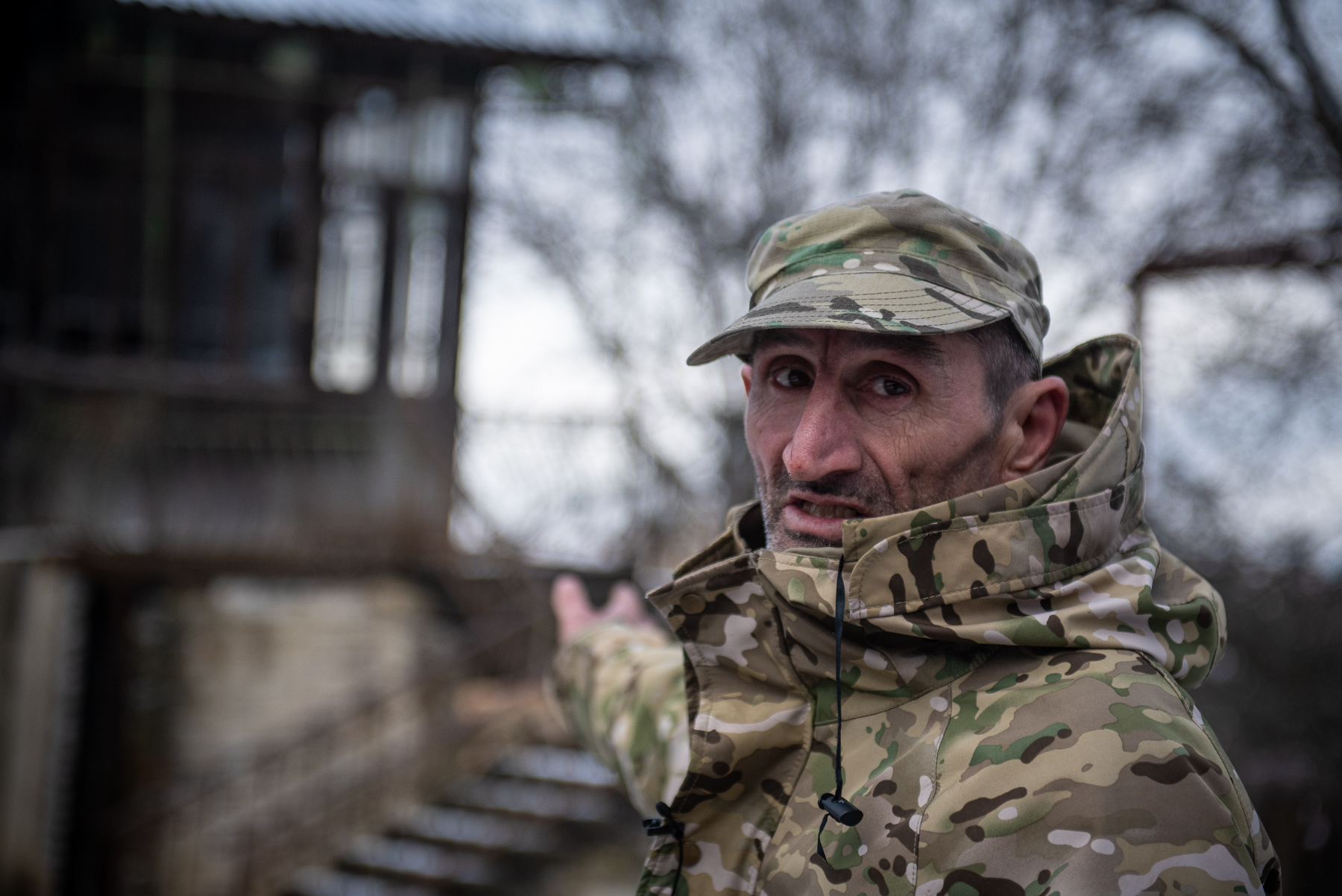 Levan Shekiladze. Photo: Mariam Nikuradze/OC Media.