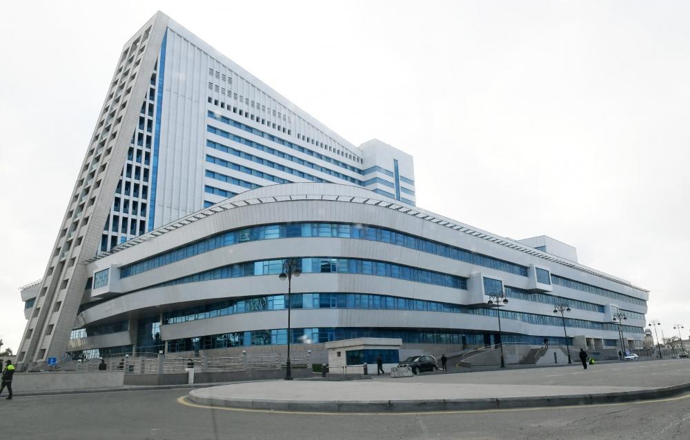 Клиника Йени в Баку. Фото: Azertag