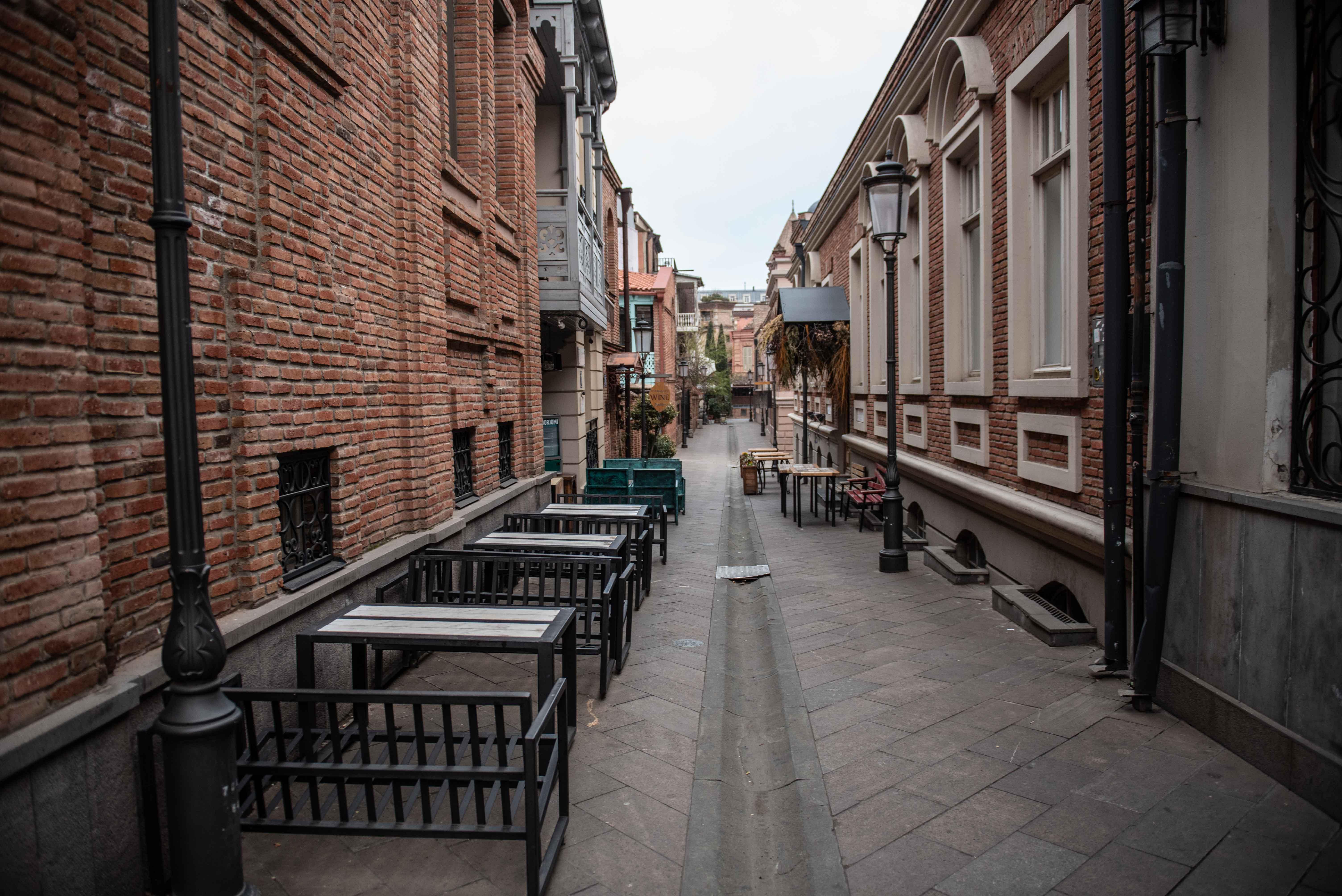 Старый город. Фото: Мариам Никурадзе/OC Media.