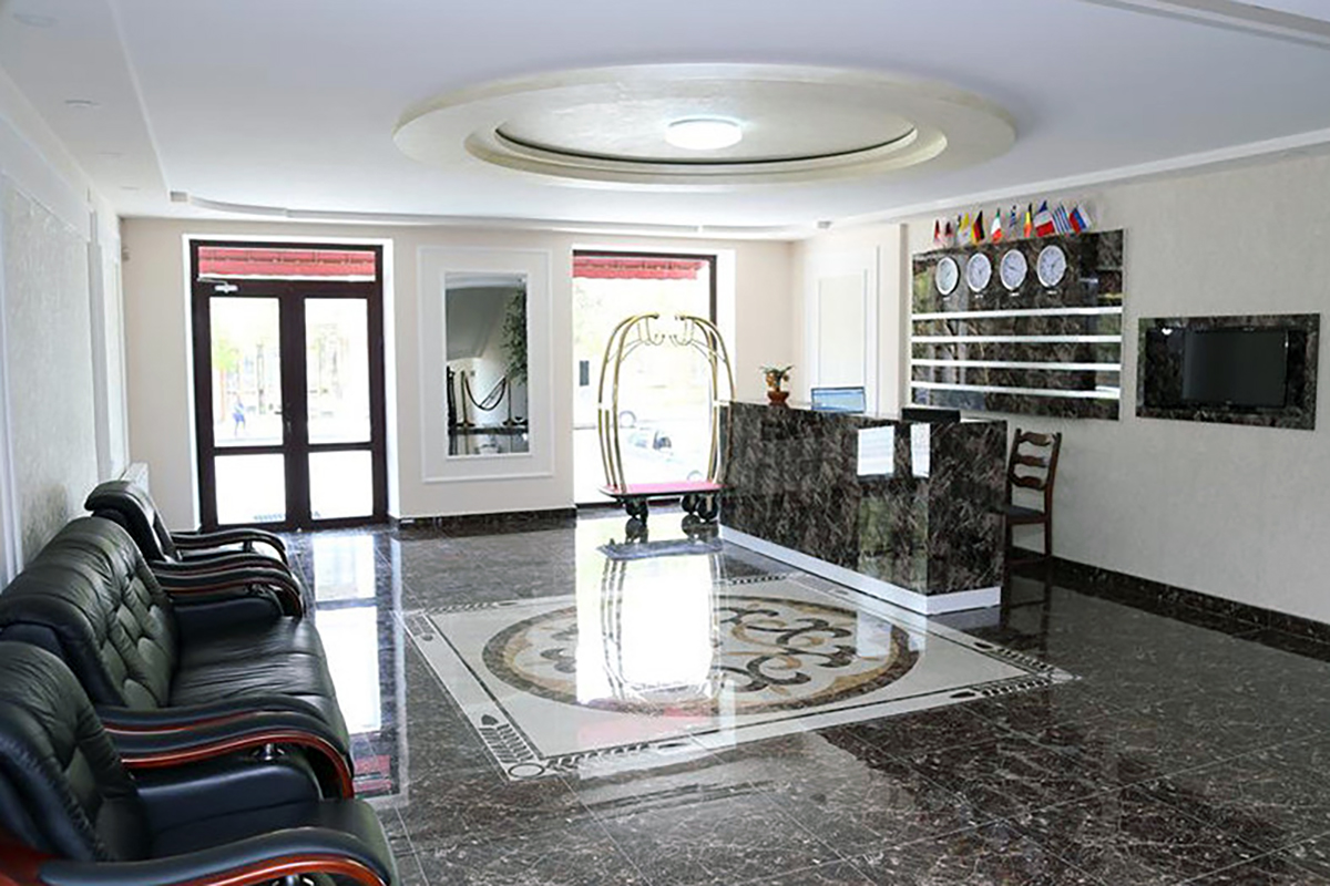 Холлы гостиниц стоят пустыми. Фото: Анаит Арутюнян/OC Media.