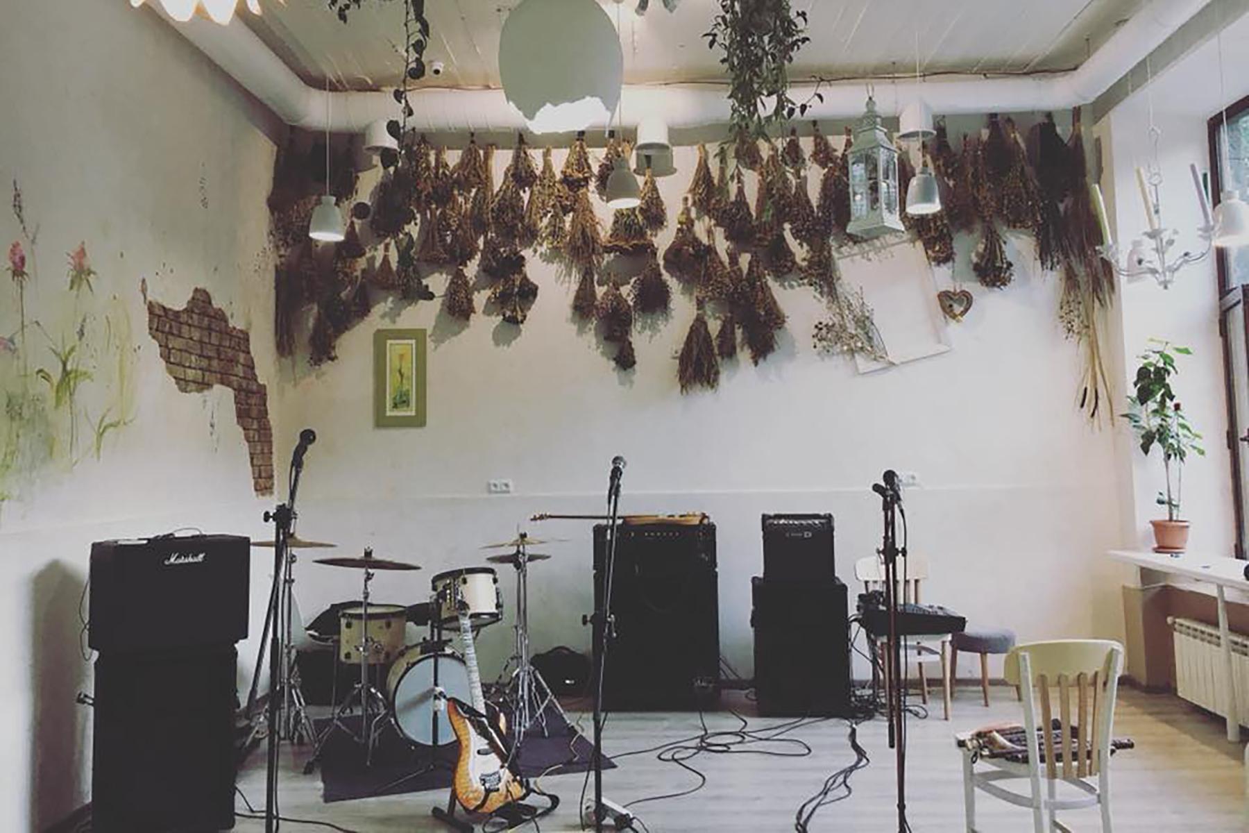 Егиазарян одним из первых закрыл своё заведение. Фото: Анаит Арутюнян/OC Media.