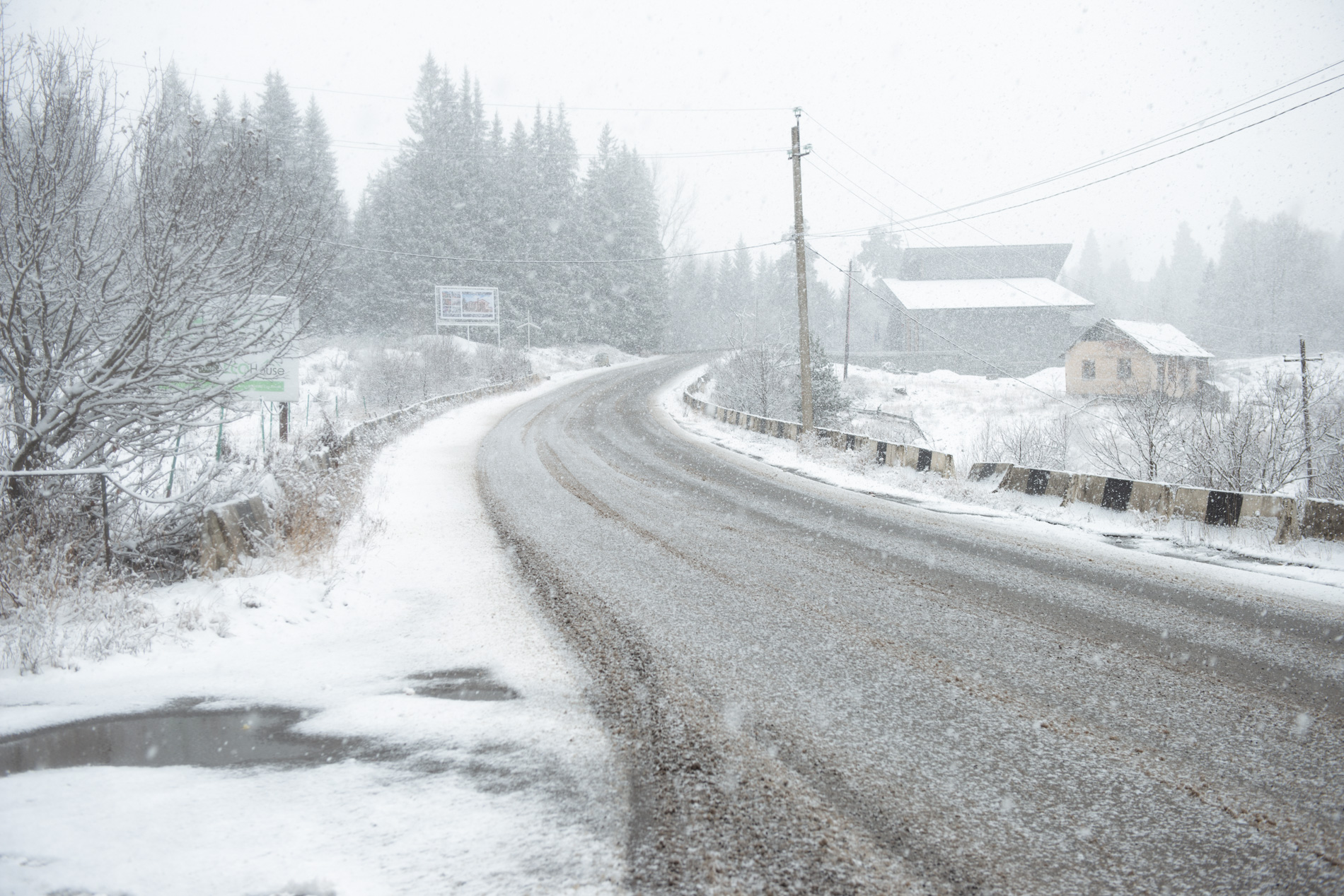 «Раньше мы начинали работать, как только выпадал хороший снег», — Асмат Меликишвили, администратор коттеджа в Бакуриани. Фото: Тамуна Чкареули / OC Media.